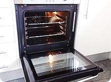Oven cleaning at your home in London