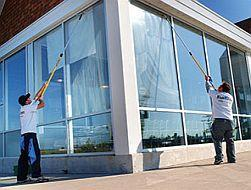 home and office window cleaning