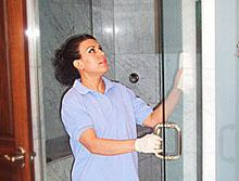 End of tenancy cleaning bathroom cleaning