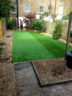 Landscaping London