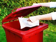 End of tenancy waste disposal